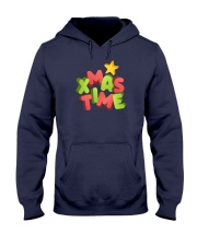 It Is Xmas Time Hooded Sweatshirt thumbnail