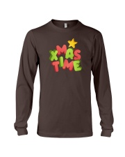 It Is Xmas Time Long Sleeve Tee thumbnail