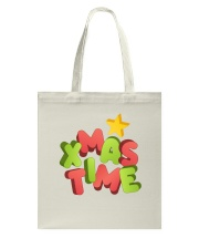 It Is Xmas Time Tote Bag thumbnail