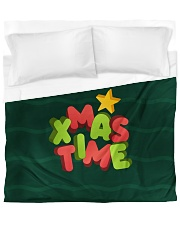 It Is Xmas Time Duvet Cover - King thumbnail