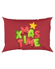 It Is Xmas Time Rectangular Pillowcase back