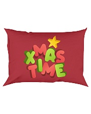 It Is Xmas Time Rectangular Pillowcase tile