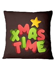 It Is Xmas Time Square Pillowcase thumbnail