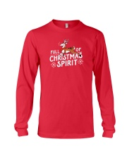 Christmas Spirit Long Sleeve Tee thumbnail