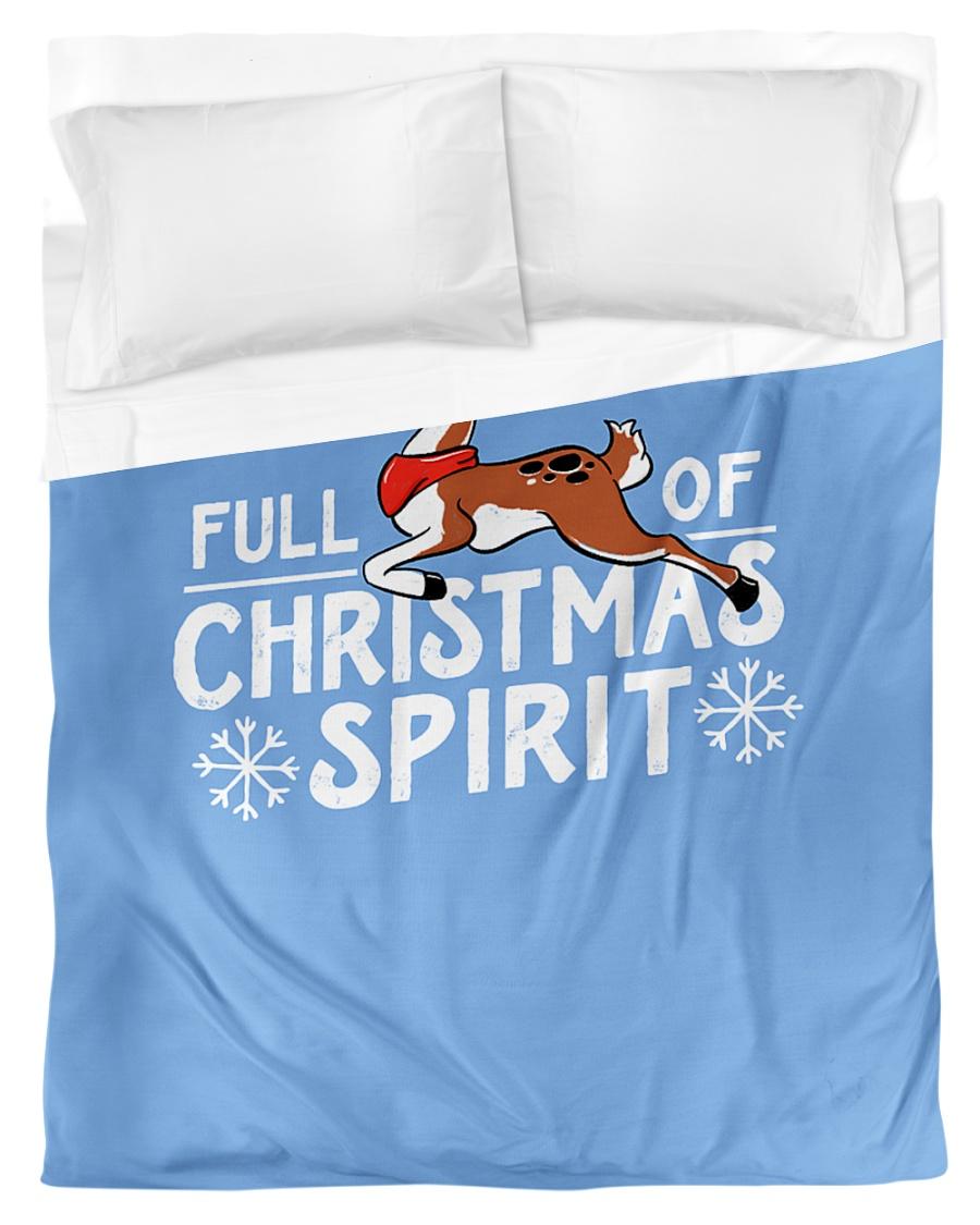 Christmas Spirit Duvet Cover - Twin
