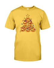 Pizza Pizza Pizza Classic T-Shirt front