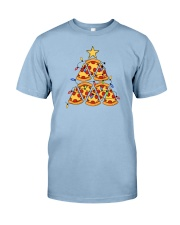 Pizza Pizza Pizza Premium Fit Mens Tee tile