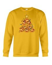 Pizza Pizza Pizza Crewneck Sweatshirt front