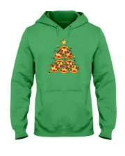 Pizza Pizza Pizza Hooded Sweatshirt thumbnail