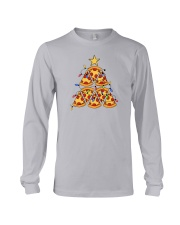 Pizza Pizza Pizza Long Sleeve Tee tile