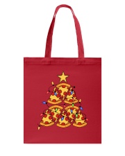 Pizza Pizza Pizza Tote Bag thumbnail
