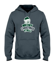 Meowy Christmas You All Hooded Sweatshirt thumbnail