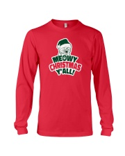 Meowy Christmas You All Long Sleeve Tee thumbnail