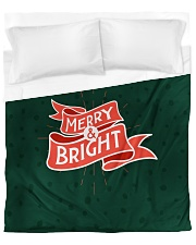 Merry And Bright Duvet Cover - Queen front
