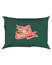 Merry And Bright Rectangular Pillowcase tile