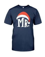 Mr Christmas Hat Classic T-Shirt front