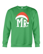 Mr Christmas Hat Crewneck Sweatshirt thumbnail