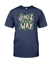 Jingle All The Way Premium Fit Mens Tee thumbnail