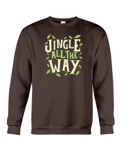Jingle All The Way Crewneck Sweatshirt thumbnail