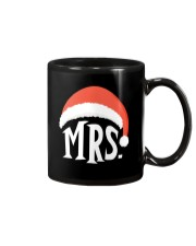 Mrs Christmas Hat Mug thumbnail