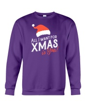 All I Want For Xmas Is You Crewneck Sweatshirt tile