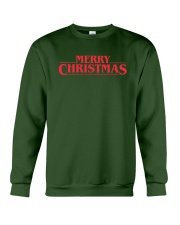 Merry Christmas Retro Crewneck Sweatshirt front