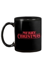 Merry Christmas Retro Mug back