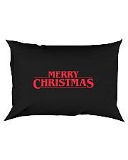 Merry Christmas Retro Rectangular Pillowcase thumbnail
