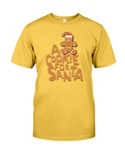 A Cookie For Santa Classic T-Shirt thumbnail