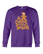 A Cookie For Santa Crewneck Sweatshirt thumbnail