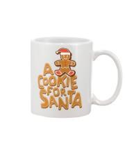 A Cookie For Santa Mug front