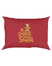 A Cookie For Santa Rectangular Pillowcase front