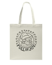 Full Of Joy Tote Bag thumbnail