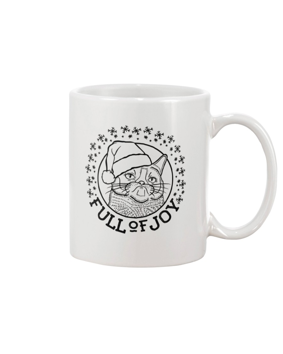 Full Of Joy Mug