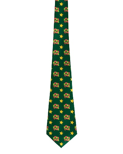 Xmas Time Tie