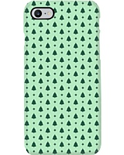 Mint Christmas Phone Case tile