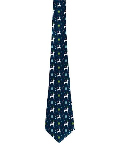 Oh Deer Tie