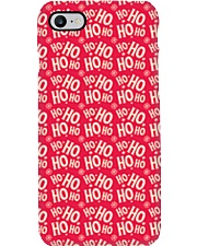 Ho Ho Ho Merry Christmas Phone Case tile