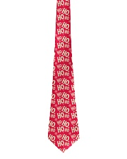 Ho Ho Ho Merry Christmas Tie front