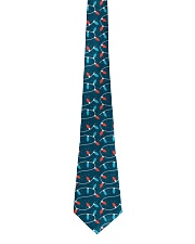 Christmas Lights Tie front