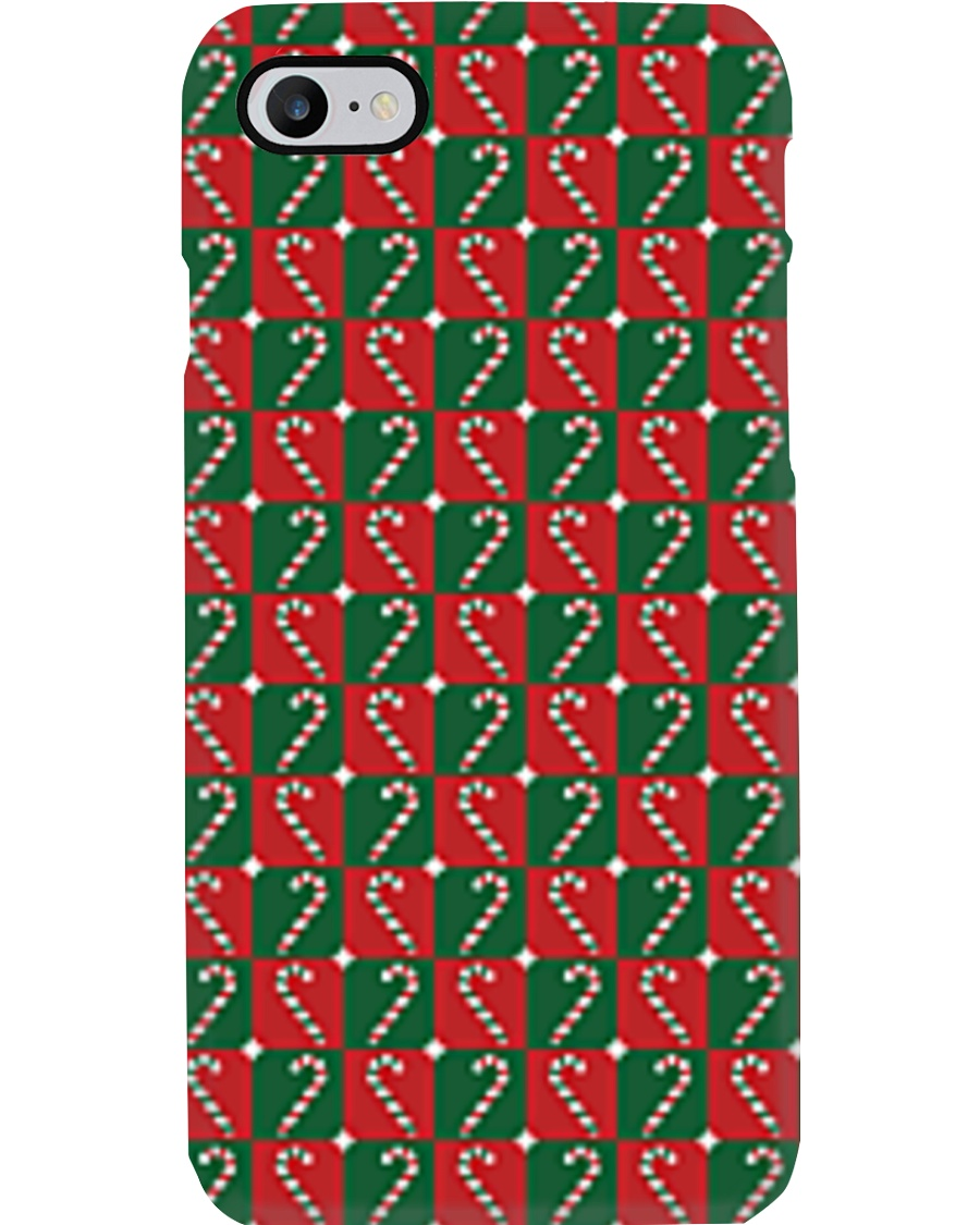 Caramel Canes Phone Case