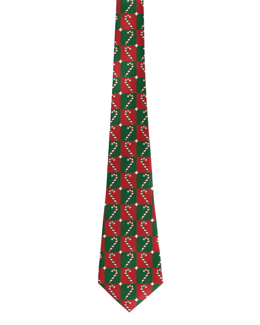 Caramel Canes Tie