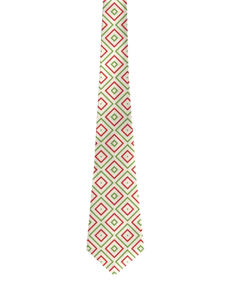 Christmas Diamond  Tie