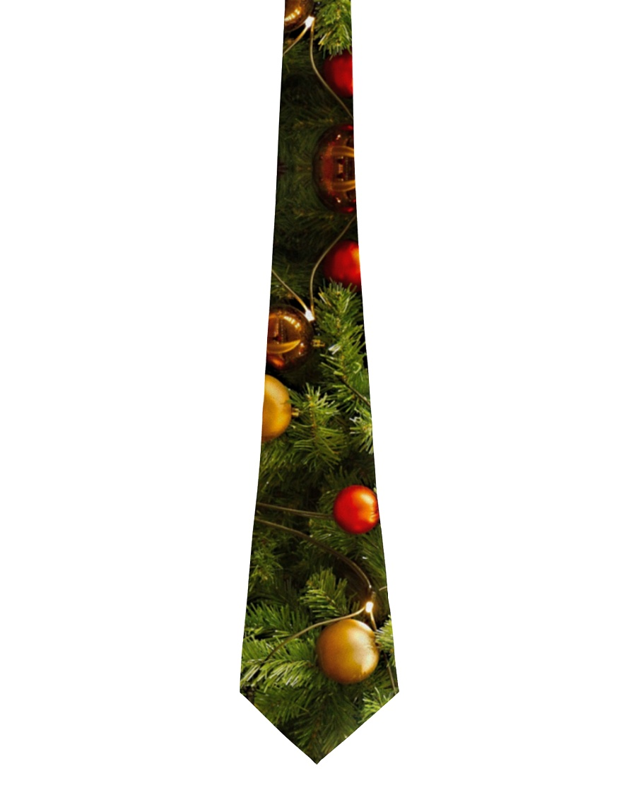 Christmas Tree Feel Tie