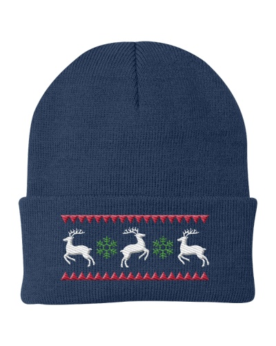 Oh Deer Christmas Knit