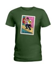 El Borracho Ladies T-Shirt thumbnail