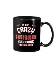 I'm That Crazy Boyfriend Mug thumbnail