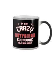 I'm That Crazy Boyfriend Color Changing Mug thumbnail
