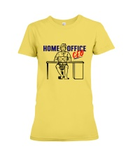 Home Office CEO Premium Fit Ladies Tee thumbnail