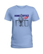 Home Office CEO Ladies T-Shirt thumbnail